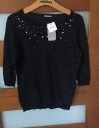 Orsay wizytowa bluzka z perełkami nowa z metką