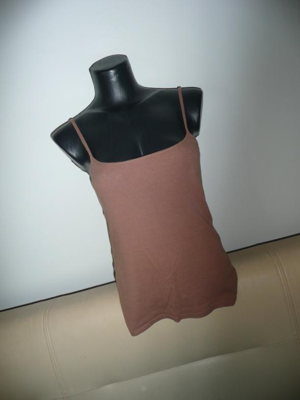 top bluzka na ramiączkach...