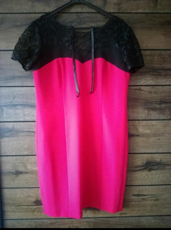 Czerwona nowa sukienka rozmiar 44 46...