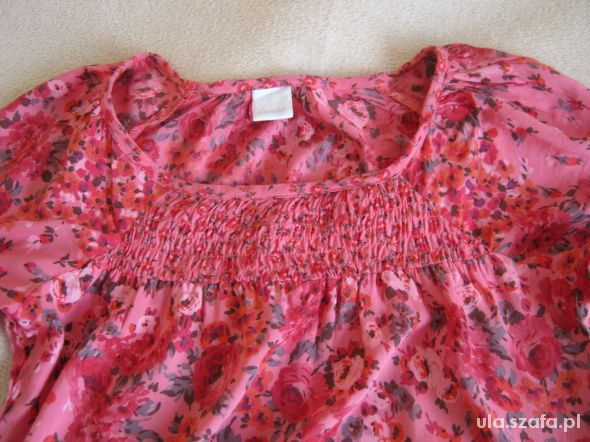bluzeczka lub tuniczka...