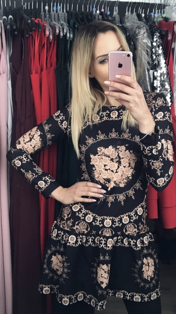 Sukienka etniczna
