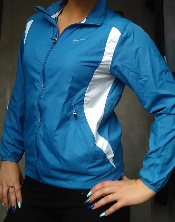 Odzież wierzchnia cieniutka kurteczka Nike SM
