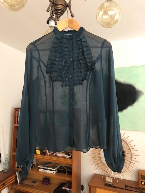 Bluzki Sisley koszula
