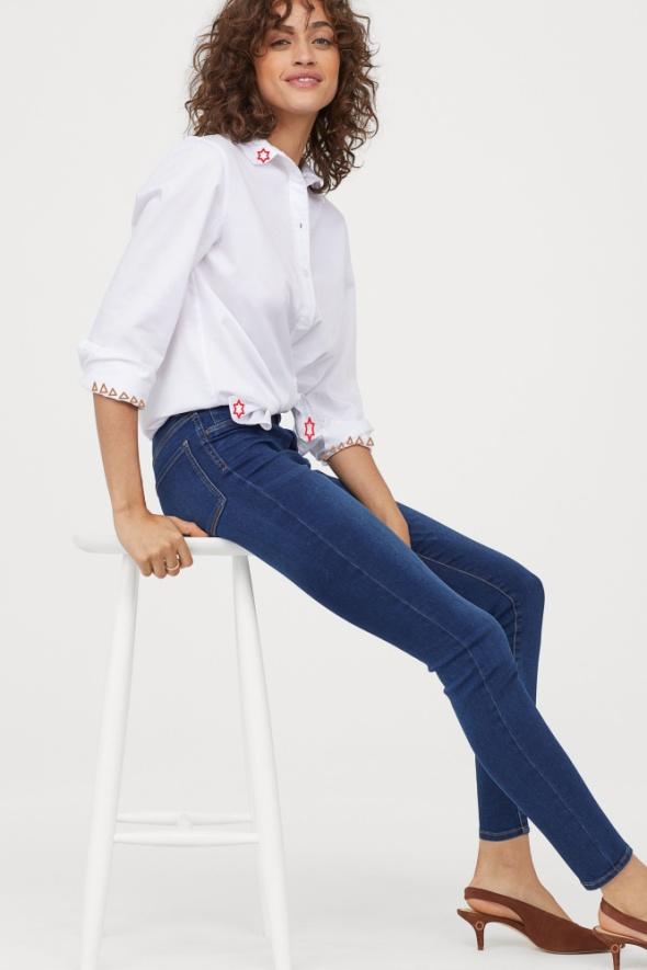 spodnie damskie M