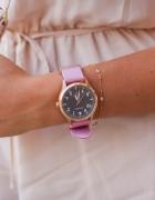 Różowy zegarek Pop Pilot MRS różowe złoto...