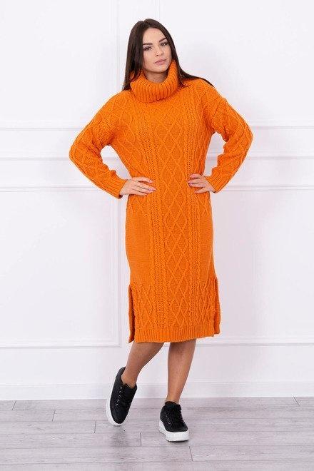 Sweter sukienka