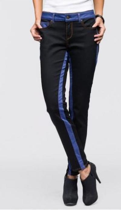 Ciekawe spodnie 42