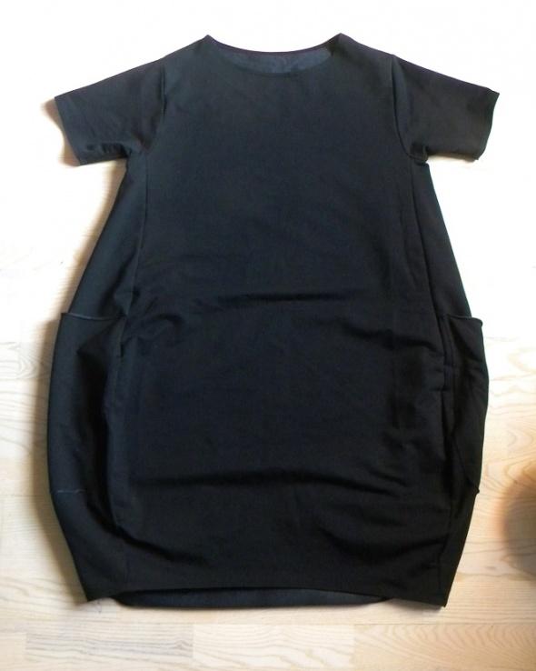 sukienka bombka tuba L XL