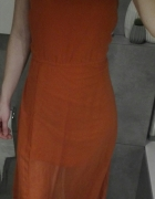 Letnia długa sukienka Vero Moda...