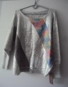 nowy włoski sweterek nietoperz...