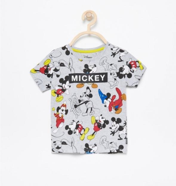 Tshirt koszulka Reserved myszka mickey rozmiar 98