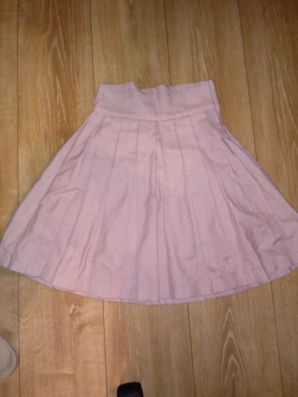 Sukienki i spódniczki błyszcząca spódniczka H&M