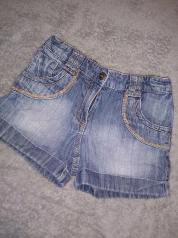 Spodnie i spodenki krótkie spodenki dla dziewczynki