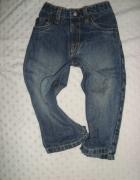 spodnie dla chłopczyka...
