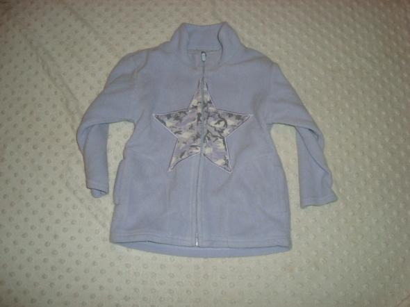Bluzy fioletowy polarek
