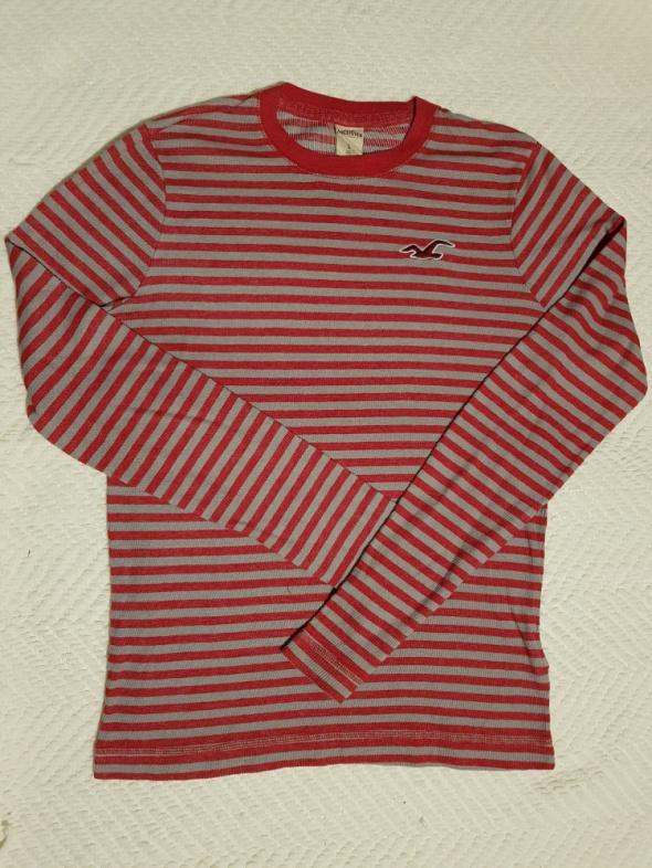 Hollister bluzka w paski