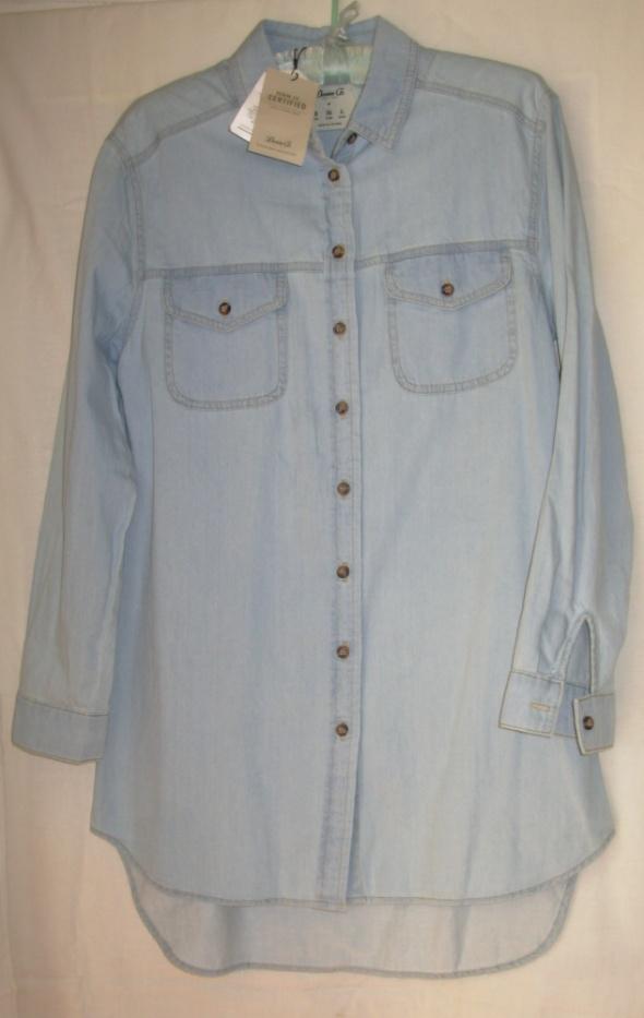 Koszule Jeansowa koszula PRIMARK 36 do 40
