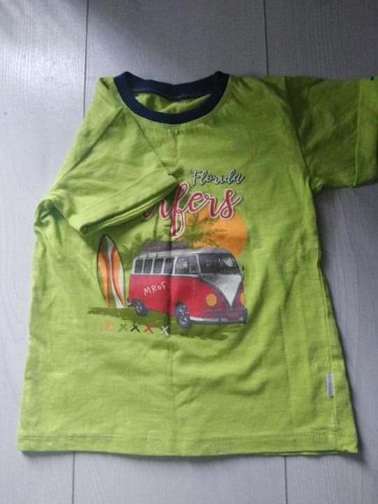 Koszulka dla chłopca 102 do 109