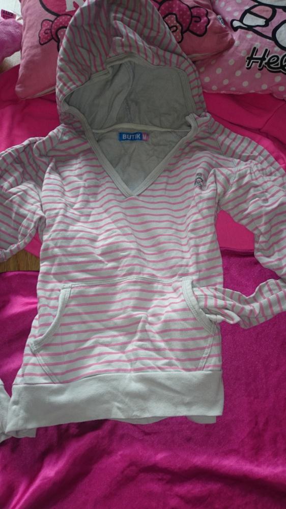 Pastelowa bluza