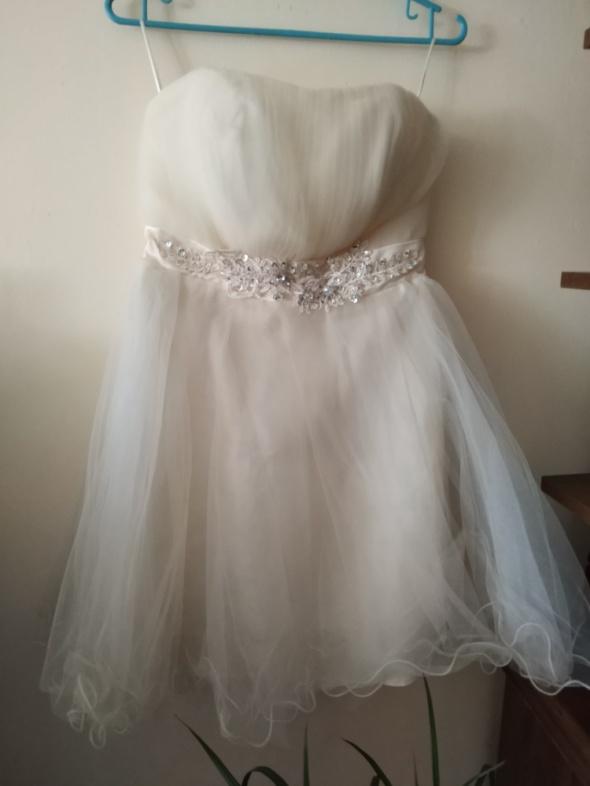 Piekna bajeczna suknia z kolekcji Sukienki Bytom
