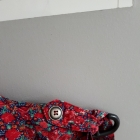 Tunika w kwiaty Moodo