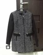 Płaszcz elegancki jak nowy firmowy 34 XS...