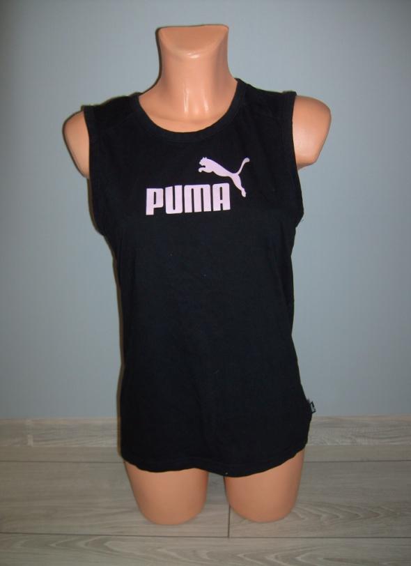 Top czarny top puma