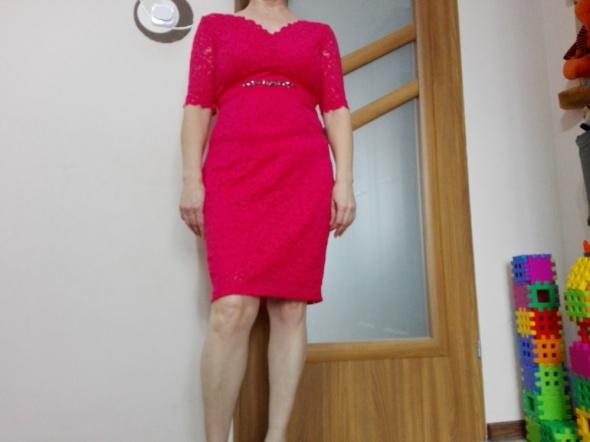 Suknie i sukienki Sukienka fuksja 42