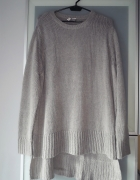 Nowy Sweter długi rozmiar L...