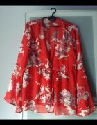 Nowa koszula w kwiaty wiązanie rozmiar M Primark...