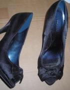 Deichmann graceland szpilki czarne 38
