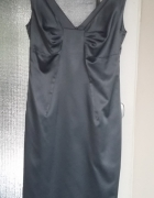 Srebrna sukienka 38