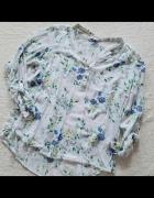 Koszula w kolorowe kwiaty...