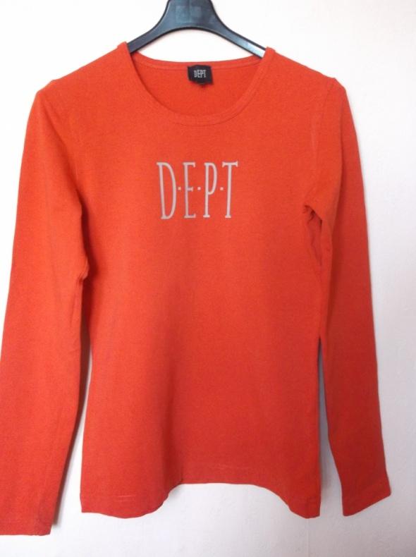 Czerwona bluzka Dept 38...