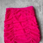 Różowa spódnica H&M