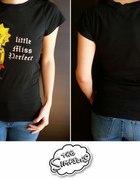 Czarna koszulka THE SIMPSONS xs 34 s 36...