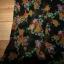 Spódnica floral 42 44