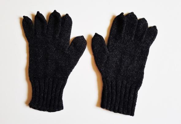 Rękawiczki wełniane męskie Rozm 10 i pół XL XXL