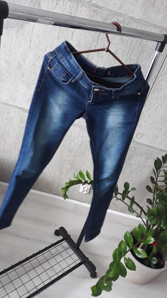 Jeansowe rurki m