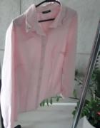 Różowa koszula Orsay s...