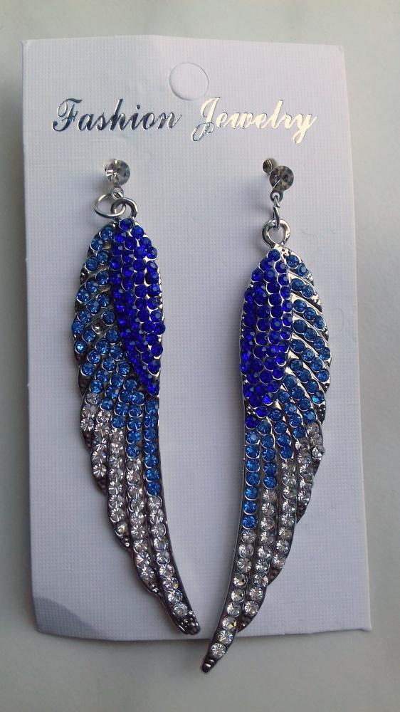 kolczuki skrzydła niebieskie
