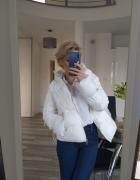 Zara pikowana kurtka na zimę...