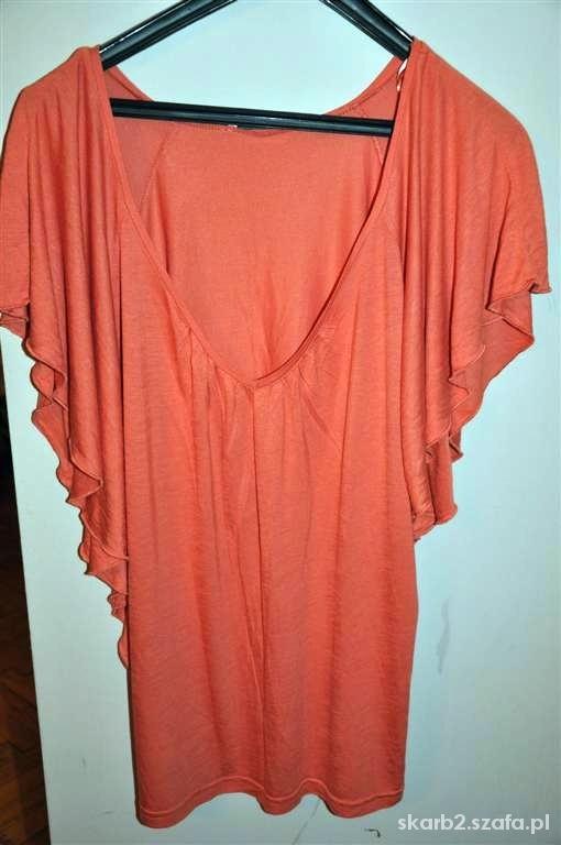 Pomarańczowa tunika RESERVED L XL