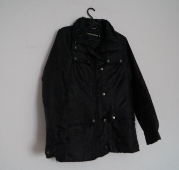 Zimowa czarna kurtka Limited Edition rozmiar S