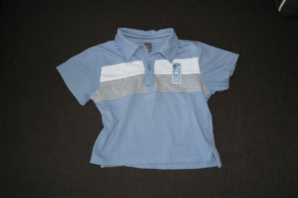 Bawełniana koszulka polo 98