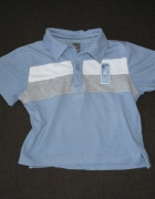 Bawełniana koszulka polo 98...