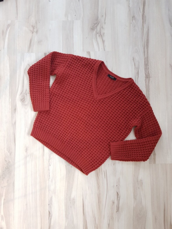 Luźny krótki sweter Vila M 38