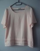 Eleganck różowa bluzka...