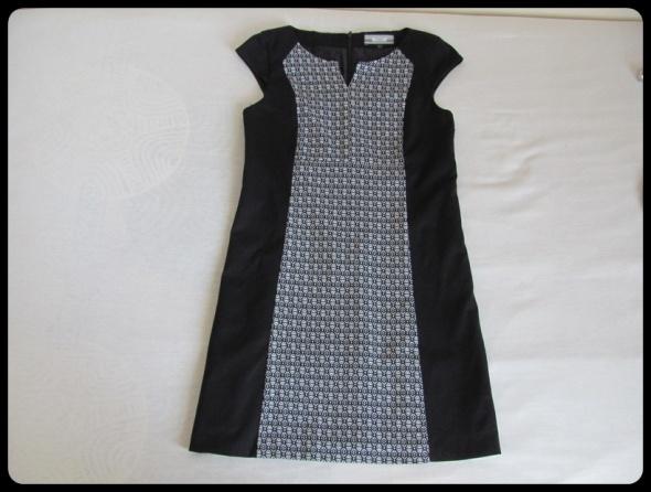 Sukienka NEXT 38 M stan idealny klasyczna z podszewką