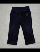 Spodnie welurowe sportowe 86...